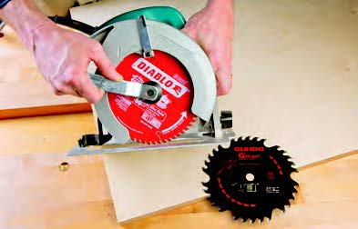 Table Saw Crosscut Blade