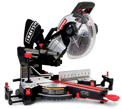 Craftsman Folding Miter Saw Review