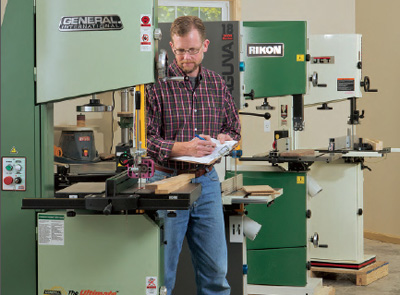 General International Bandsaw Review