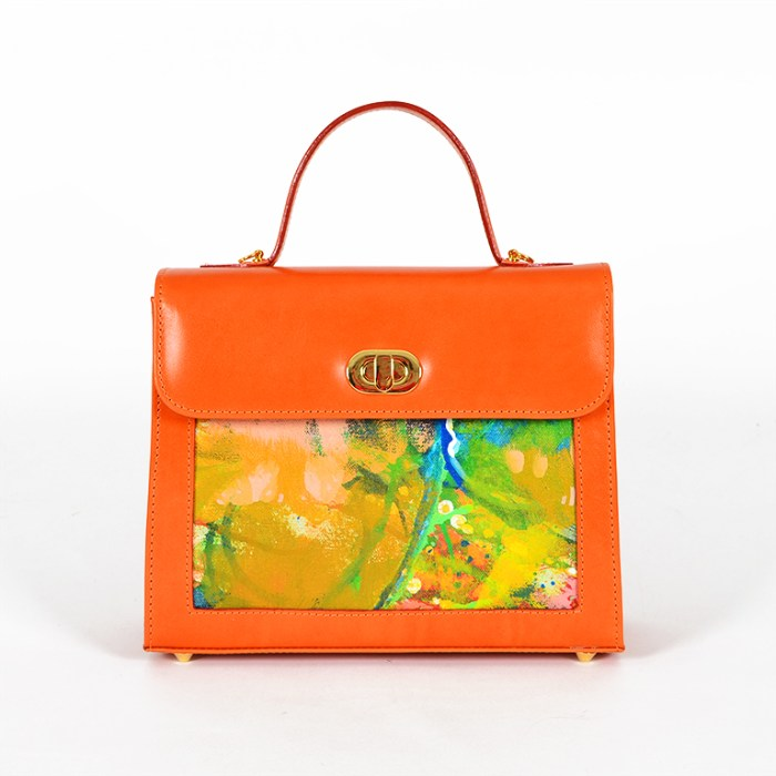 SP Handbag - Day's End-Orange-B