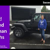 Jeep it! Success   Jennifer C.