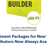 Enrollment Packages for New 1ViZN Distributors Now Always Available