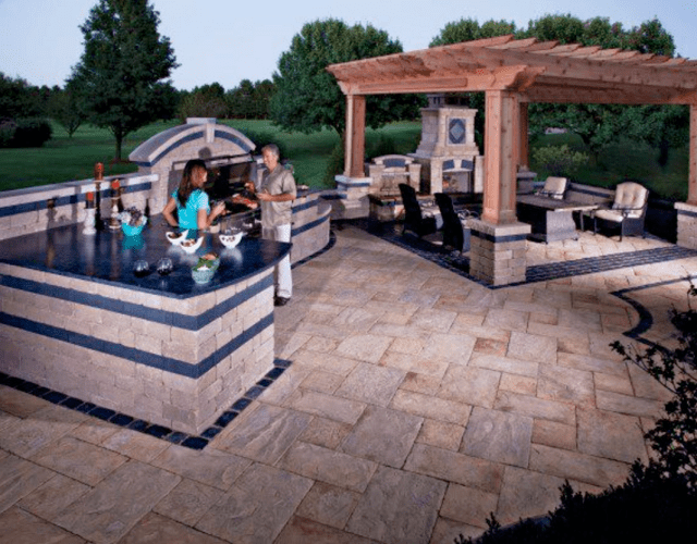10 outdoor kitchen designs sure to inspire