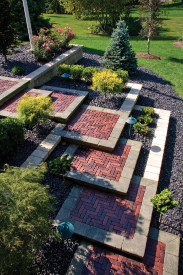6 hardscaping techniques