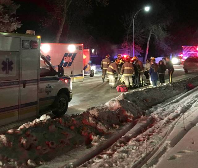 Ponoka Rcmp Were Called To Assist Ems And The Ponoka County East District Fire Department Dec 13 After A Teen Was Struck By A Pickup