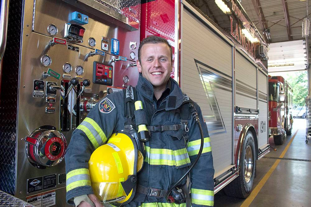 medium resolution of langley firefighter mark butterworth hikes the grouse grind next month in support of mental health in preparation for the fundraising trek