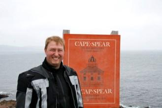 Ducati: Many Roads of Canada - Cape Spear, NFL