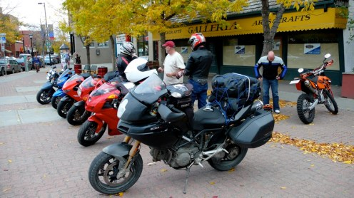 Ducati: Many Roads of Canada - Alberta