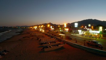 The Malecon at Night