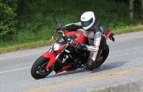 The Ducati Streetfighter: Tame it isn't.