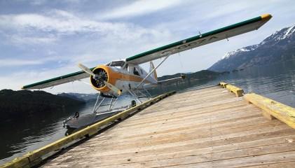 Harrison Plane Dock