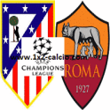 pronostico Atletico Madrid-Roma