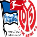 Pronostico Herta Berlino-Mainz