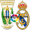 Leganes-Real Madrid