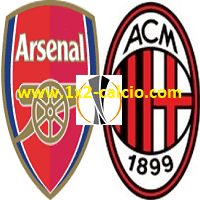 Pronostico Arsenal-Milan