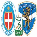 Novara-Brescia - Serie B