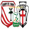 Carpi-Pro Vercelli - Serie B
