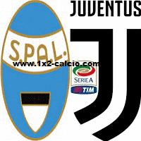 Pronostico SPAL-Juventus 22 febbraio