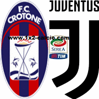 Pronostico Crotone Juventus