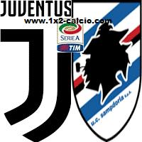 Pronostico Juventus-Sampdoria 20 settembre