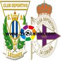 Pronostico Leganes-Deportivo
