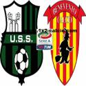 pronostico Sassuolo-Benevento