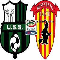 Pronostico Sassuolo Benevento