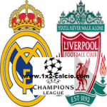 pronostico Real Madrid-Liverpool