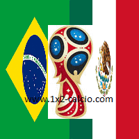 pronostico brasile-messico