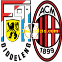 Pronostico Dudelange-Milan