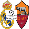 pronostico real madrid-roma