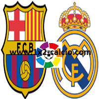 Pronostico Barcellona-Real Madrid 18 dicembre