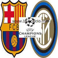 pronostico Barcellona-Inter 2 ottobre