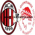 Pronostico Milan-Olympiakos