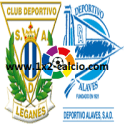Pronostico Leganes-Alaves