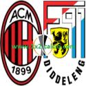 Pronostico Milan-Dudelange