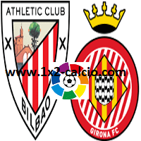 Pronostico Athletic Bilbao-Girona