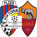 pronostico Viktoria Plzen-Roma