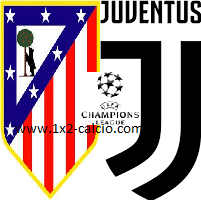 pronostico Atletico Madrid-Juve
