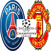 pronostico PSG-Manchester United