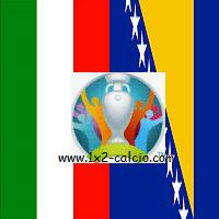pronostico italia-bosnia