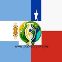 pronostico argentina-cile