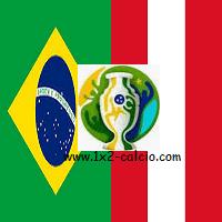 pronostico brasile-perù