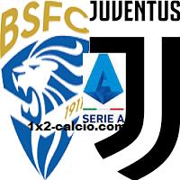 pronostico Brescia-Juventus