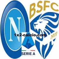 pronostico Napoli-Brescia