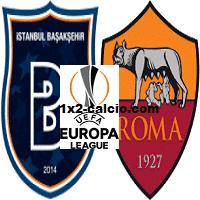 Pronostico Basaksehir-Roma