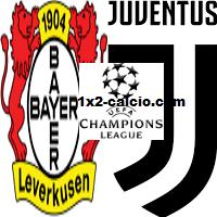 Pronostico Bayer Leverkusen-Juventus