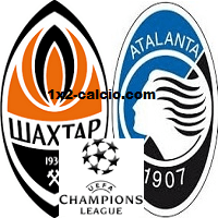Pronostico Shakhtar Donetsk-Atalanta