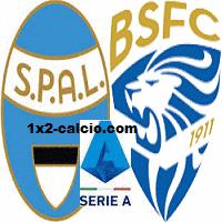 Pronostico SPAL-Brescia