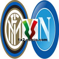 Pronostico Inter-Napoli Coppa Italia